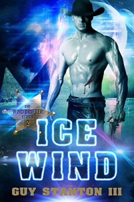 Ice Wind: Sci-fi Western (The Wind Drifters Book 2)