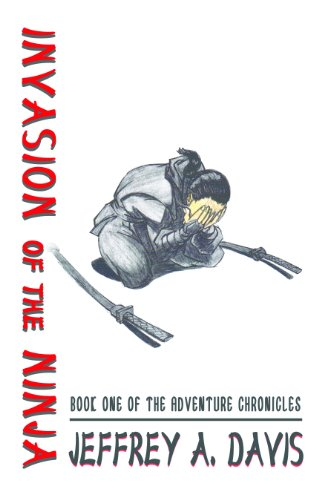 Invasion of the Ninja (The Adventure Chronicles Book 1)